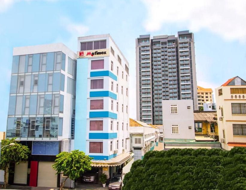 Trụ sở Văn phòng Công ty Cổ phần Vật tư và Dịch vụ kỹ thuật TP.Hồ Chí Minh