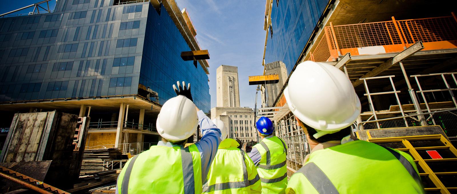 Dịch vụ kinh doanh, xây dựng